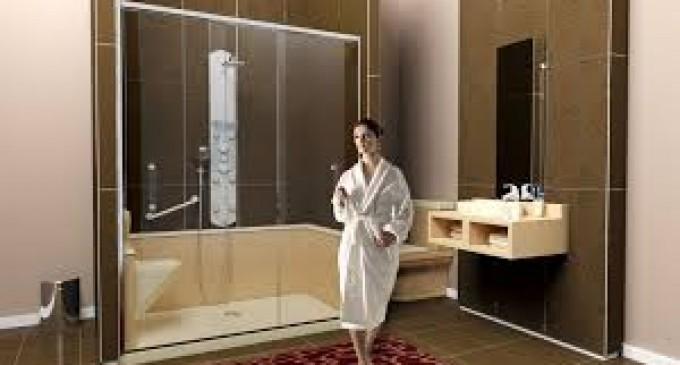 Les douches sécurisées