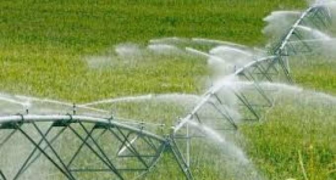 récupération de l'eau de pluie pour l'agriculture