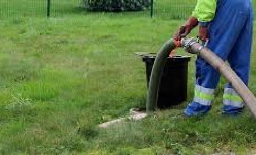 Maintenance de fosse septique