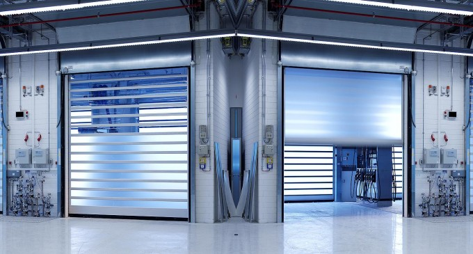 Un système d'ouverture industrielle conditionnée
