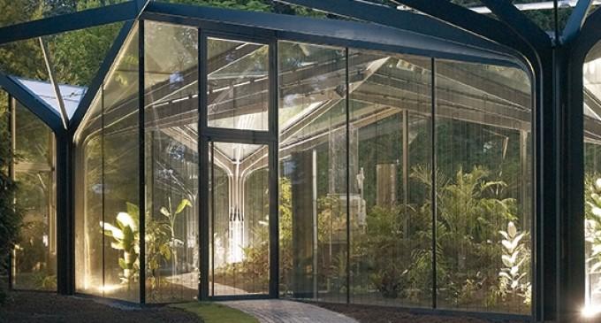Un guide général sur la conception de vitrage interne dans les résidences