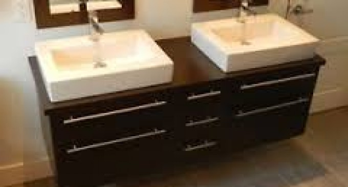 Astuce pour trouver une vasque adaptée à la salle d'eau