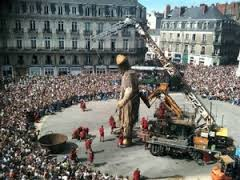 spectacle de rue