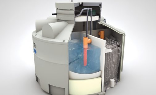L'installation d'une micro-station des traitements des eaux