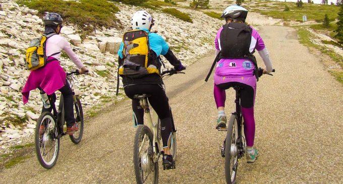 De la Seudre à la Gironde à vélo électrique